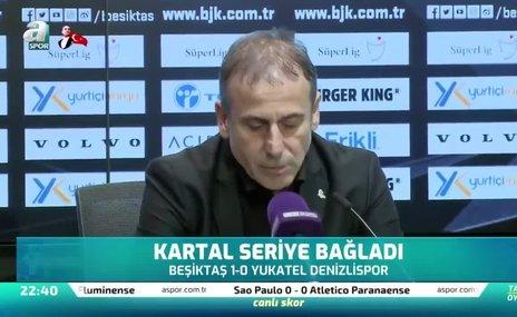 Abdullah Avcı: Beşiktaş forması her zaman yarışın içinde olmalı