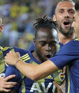 Fenerbahçe'de şok sakatlık! Moses 5 hafta yok | Son dakika haberleri