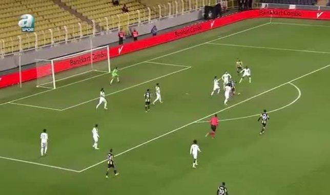 Fenerbahçe 1-0 Giresunspor   Maç özeti izle