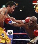 Floyd Mayweather-Manny Pacquiao maçı için rövanş müjdesi!