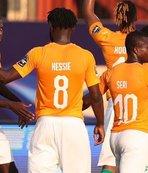 Fildişi Sahili Namibya'yı 4 golle geçti