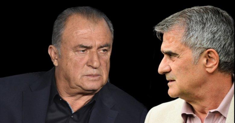 Galatasaray - Beşiktaş derbisinde 11'ler netleşti! Fatih Terim'den büyük sürpriz