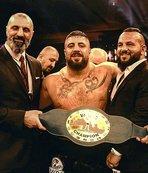 Umut Camkıran şampiyonluk için ringe çıkıyor
