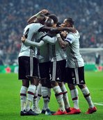 Beşiktaş'ın tarihi zaferine sosyal medya tepkileri!