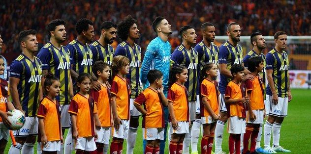 Fenerbahçe dev derbide Galatasaray'ı ağırlıyor! Hasan Ali Kaldırım sürprizi