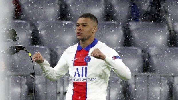 Bayern Münih Paris Saint Germain: 2-3 | MAÇ SONUCU ÖZET #