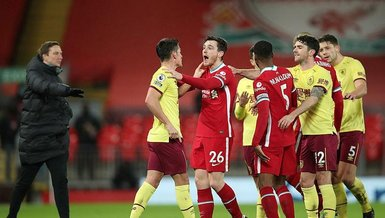 Liverpool Burnley 0-1 (MAÇ SONUCU - ÖZET)