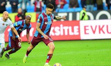 Sosa Trabzonspor'da kalacak