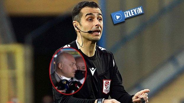 Gaziantep FK'dan Fenerbahçe maçı sonrası hakem isyanı! #