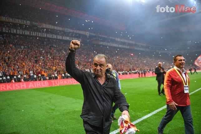 Fatih Terim'den Hakan Çalhanoğlu sözleri!