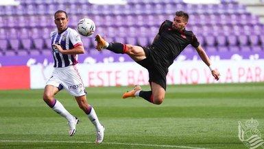 Valladolid 1-1 Real Sociedad | ÖZET