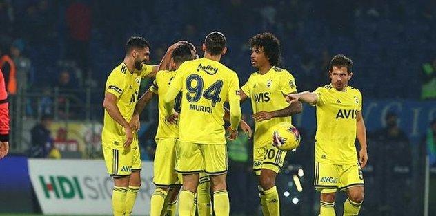 Sezonun ilk yarısında Fenerbahçe'ye genel bakış