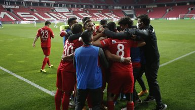 Altınordu play-off finalinde! Samsunspor Altınordu: 2-2 (MAÇ SONUCU - ÖZET)
