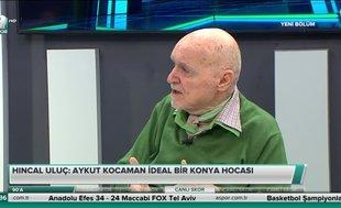 Hıncal Uluç: Zevksiz, tatsız futbol oynatan Aykut Kocaman'da hangi vizyonu gördünüz?
