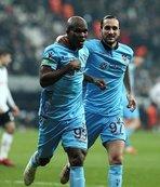 Trabzonspor'un Nwakaeme kozu