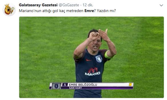 "<a href=""/index/galatasaray?id=7f09f678-d15c-4176-9e83-4dac7890c57b"" class="""" rel=""tag"">Galatasaray</a> kazandı! Sosyal medya yıkıldı"