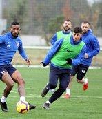 Antalyaspor'da MKE Ankaragücü maçı hazırlıkları başladı