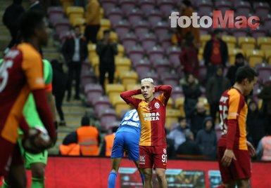 Fatih Terim'den sürpriz tercih! İşte Galatasaray'ın Alanya 11'i