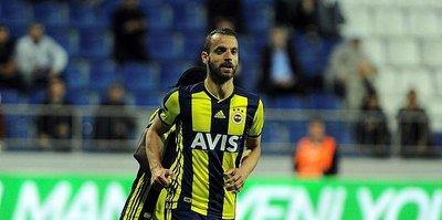Soldado Fenerbahçe'de kalmak istiyor