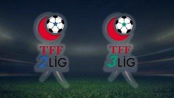 TFF 2. Lig ve TFF 3. Lig'de fikstür belli oldu