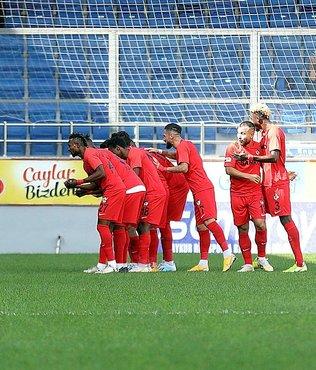 Çaykur Rizespor 1-2 Gazişehir Gaziantep | MAÇ SONUCU