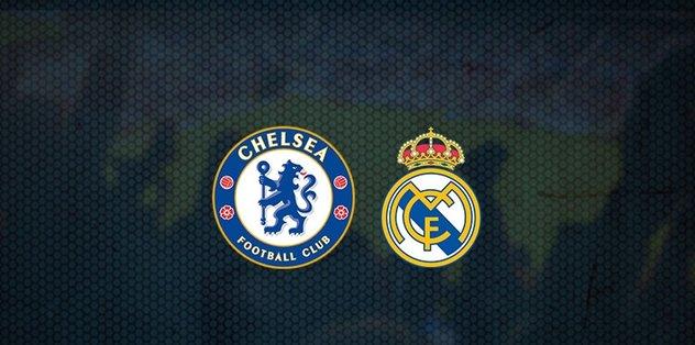 Chelsea - Real Madrid maçı ne zaman, saat kaçta ve hangi kanalda canlı yayınlanacak? | UEFA Şampiyonlar Ligi