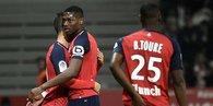 Lille tek golle 3 puanı aldı