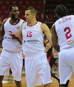 Gaziantep Basketbol'da düşüş sürüyor