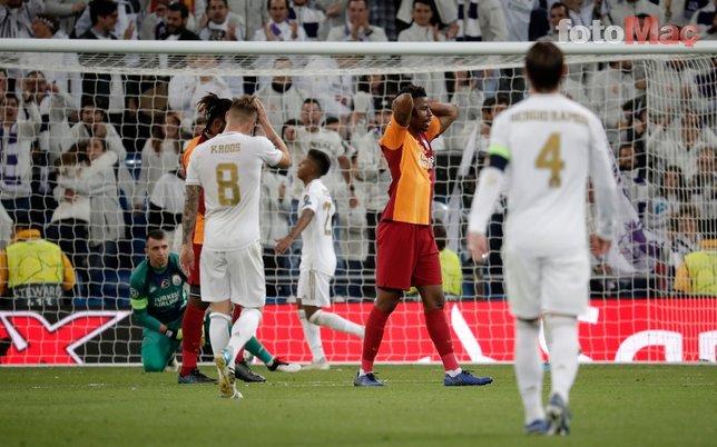 Galatasaray Real Madrid maçından sonra soyunma odasında neler yaşandı? Fatih Terim...