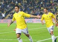 H.Ali ve Ozan gol atınca Fenerbahçe taraftarları