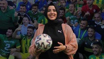 Türk futbol tarihine geçti! İlk şampiyon başkan