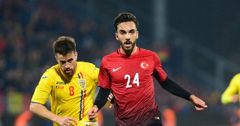 Bundesliga'da forma giyen Türk yıldız Kenan Karaman'a kanca!