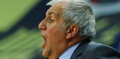 """Obradovic: """"Güzel bir oyun sergiledik"""""""