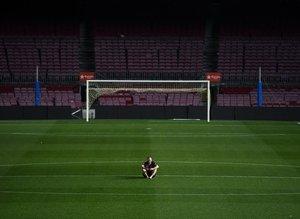 Iniesta Barcelona'ya veda etti