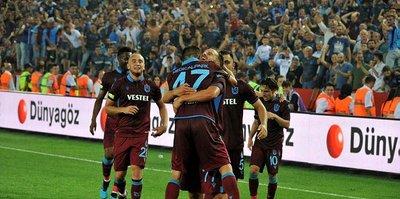 Trabzonspor'da gözler Atina'ya döndü