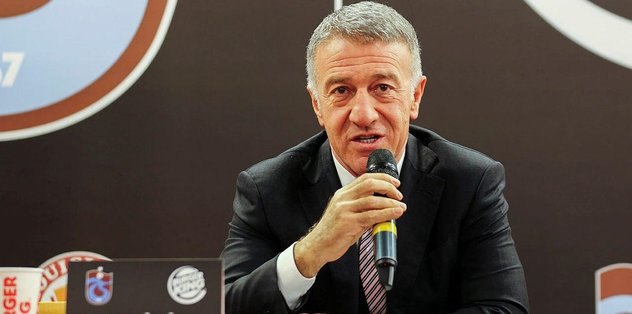 Trabzonspor'da Ahmet Ağaoğlu: Stoper alacağız
