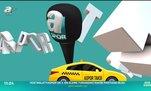 A Spor Taksi trafikte (3 Ağustos 2019)