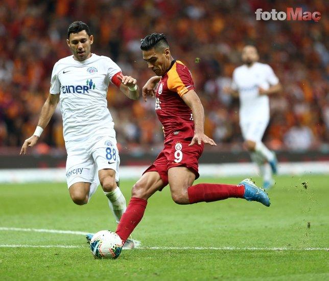 Galatasaray'a Falcao müjdesi!