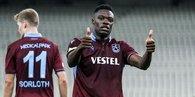 Trabzonspor Ekuban ile güldü