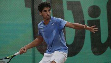 Milli tenisçi Altuğ Çelikbilek 2. tura yükseldi