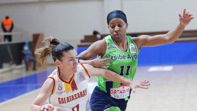 Galatasaray 85-56 Nesibe Aydın | MAÇ SONUCU (Herbalife Nutrition Kadınlar Basketbol Süper Ligi)