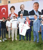 Antalyaspor'dan pehlivanlara forma jesti