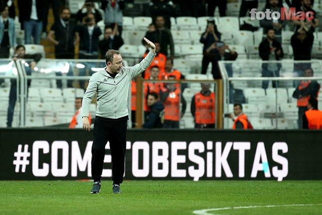 Beşiktaş'ta geri sayım başladı! 5'i bir yerde