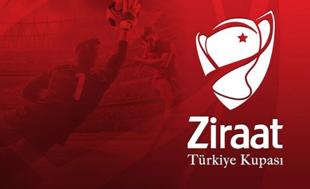 Ziraat Türkiye Kupası son 16 turu ilk maçlarında atılan tüm goller