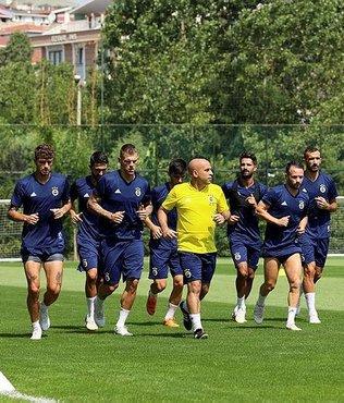Fenerbahçe'de dayanıklılık ve kuvvet çalışmaları yapıldı