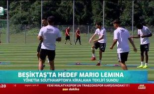 Beşiktaş'ta hedef Mario Lemina
