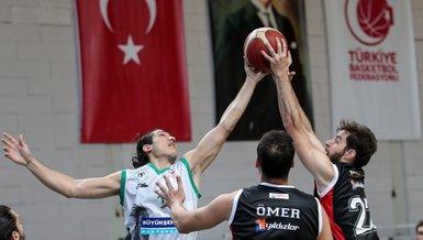 Basketbol Erkekler Federasyon Kupası'nın çeyrek finalistleri belirlendi