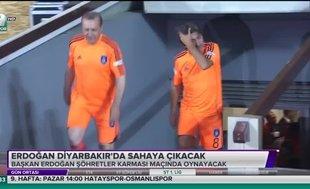 Başkan Erdoğan Diyarbakır'da sahaya çıkacak