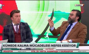 Emre Bol: Hakemlerle en çok puan toplayan takım Galatasaray'dır