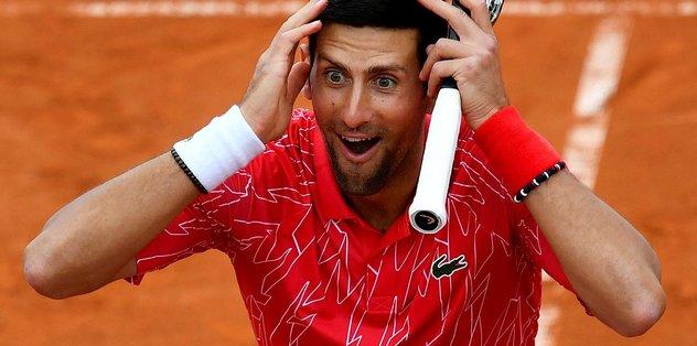 Djokovic pozitif çıktı